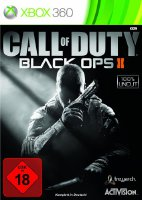Activision Blizzard Call of Duty: Black Ops II (100% uncut) - [Xbox 360] (5030917111655)