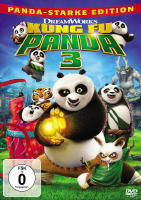20th Century Fox Kung Fu Panda 3 (DVD)