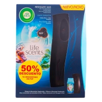 Air Wick - AIR-WICK FRESHMATIC ambientador oasis turq completo 250 ml