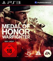 Electronic Arts Medal of Honor: Warfighter - [PlayStation 3] (5030932108869)