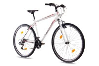 KCP 28 Zoll Mountainbike KCP MTB ONE mit 21G weiss