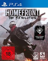 Deep Silver Homefront: The Revolution - Day One Edition (100% uncut) - [PlayStation 4] (1003071)