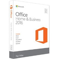 Microsoft Office für Mac 2016 Home&Business Product