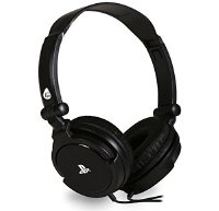 4Gamers PS4 - Stereo Gaming Headset Dual Format (PS4/PS Vita) (4G-4887)