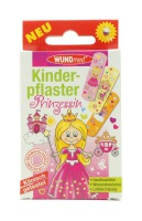 Axisis GmbH Wundmed Kinderpflaster Prinzessin, 10 St