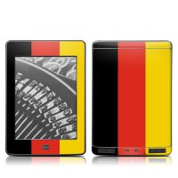 DecalGirl Kindle Touch-Skin (4. Generation - 2011 Modell) (AKT-GERMANY)