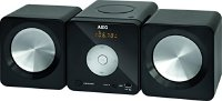 AEG MC 4463 Stereo-Musik-Center mit CD/MP3/USB/AUX-IN, 30 Stationsspeicher (4015067006137)