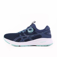 ASICS Dynamis W Dark Blue White Opal Green