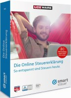 Lexware Smartsteuer 2016 (Code in a Box) Win/Mac/Linux/Tablets
