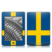 DecalGirl Kindle Touch-Skin (4. Generation - 2011 Modell) (AKT-SWEDEN)
