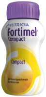 Nutricia Fortimel Compact 2.4 Aprikose, 4X125 ml
