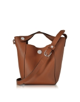 3.1 Phillip Lim Dolly Sequoia Leather Small Tote