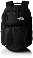 The North Face Unisex Rucksack Recon, TNF Black, 31,1 x 33 cm, 31 liters, CLG4 (CLG4JK3)