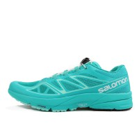 Salomon Sonic Pro W Teal Blue Teal Blue Bubble Blue