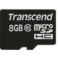 Transcend Ultimate Speed microSDHC 8GB Class 10 fuer Acer Aspire Switch 10 V, Iconia One 10 (B3-A20B), Iconia Tab A101, Iconia Tab A200, Iconia Tab A210, Iconia Tab A500, Iconia Tab A511, Iconia Tab A701, Iconia Tab W500, Iconia Tab W501P, Iconia Tab W511P,