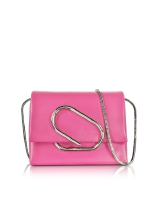 3.1 Phillip Lim Alix Micro Crossbody in candy pink