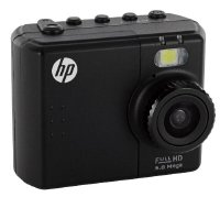HP AC-150 Action Cam Camcorder Schwarz (Full HD) 5MP (AC-150)