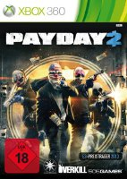505 Games PayDay 2 - [Xbox 360] (XB360-794)