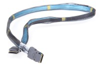 HP mini-SAS Backplane Kabel / Cable - ProLiant DL160 / DL180 G6, 65cm - 493228-005