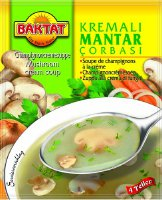Baktat Champignoncremesuppe , 8er Pack (8 x 65 g Packung) (21450)