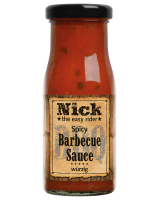 Nick BBQ-Barbecue Sauce 140 ML