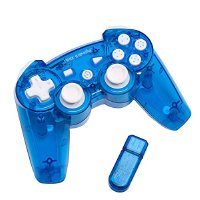 PDP PS3 Wireless Controller Rock Candy - blau (708056564339)