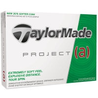 TaylorMade Project (a) Golfbälle 2016