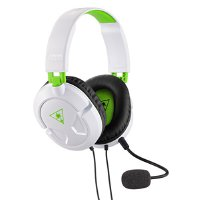 Turtle Beach Recon 50X White Gaming Headset [Xbox One, Xbox One S, PS4, PS4 Pro] (TBS-2304-01)