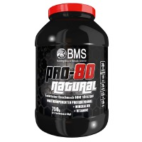 BMS - Pro 80 Natural 750g Dose (15641301)