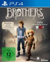 505 Games Brothers - A Tale of Two Sons (PS4)