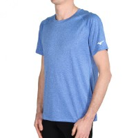 Mizuno Inspire Tee Nautical Blue