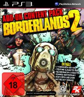 2K Games Borderlands 2 - Add-On Doublepack (DLC 1&2) (5026555410946)