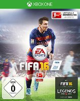 Electronic Arts FIFA 16 - [Xbox One] (1024352)