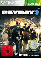 505 Games PayDay 2 - Essentials [Xbox 360] (XB360-868)