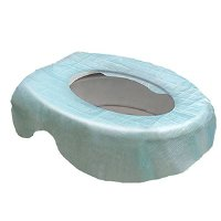 reer 4812 WC-Cover, 3er Packung (4812)