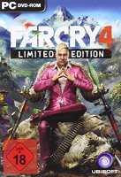 Ubisoft FarCry 4 - Limited Edition- [PC] (300066949)
