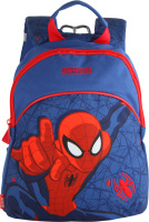 American Tourister Marvel by American Tourister Spiderman Rucksack S 31 spiderman web