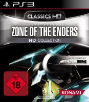Konami Zone of the Enders - HD Collection [Classics HD] - [PlayStation 3] (115106060001)