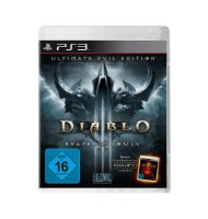 Blizzard Diablo III - Ultimate Evil Edition (87175GM)