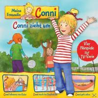 Karussell Conni 1: Conni zieht um&Conni macht Musik (CD(s))
