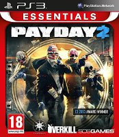 505 Games PayDay 2 - Essentials [PlayStation 3] (PS3-315)