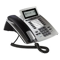 AGFEO Systemtelefon 22 silber (4021972011326)