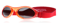 Baby Banz Adventure 0-2 Years Sonnenbrille Rot 01/AR 45mm