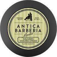 Mondial Antica Barberia Shaving Cream Menthol in Kunststoffbox 125 ml (46103)
