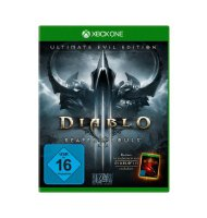 Blizzard Diablo III - Ultimate Evil Edition - [Xbox One] (87184GM)