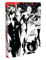 Atlus Persona 5 - Limited Steelbook Day One Edition - [PlayStation 4] (1017831)