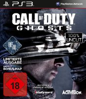 Activision Blizzard Call of Duty: Ghosts Free Fall Edition (100% uncut) - [PlayStation 3] (84677G1)
