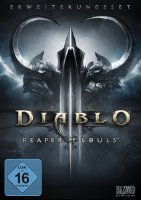 Blizzard Diablo III : Reaper of Souls (72915GM)