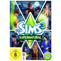Electronic Arts Die Sims 3: Supernatural (5030932109057)