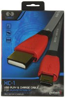 Gioteck Playstation 3 - XC-1 Play and Charge Cable (211941)